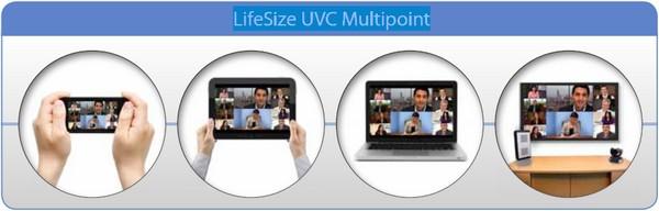 LifeSize UVC Multipoint