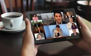 ClearSea Videogespräche multiparty for mobile multipunkt konferenzen